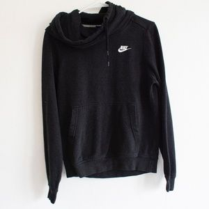 Women's Black Nike Sweatshirt XS